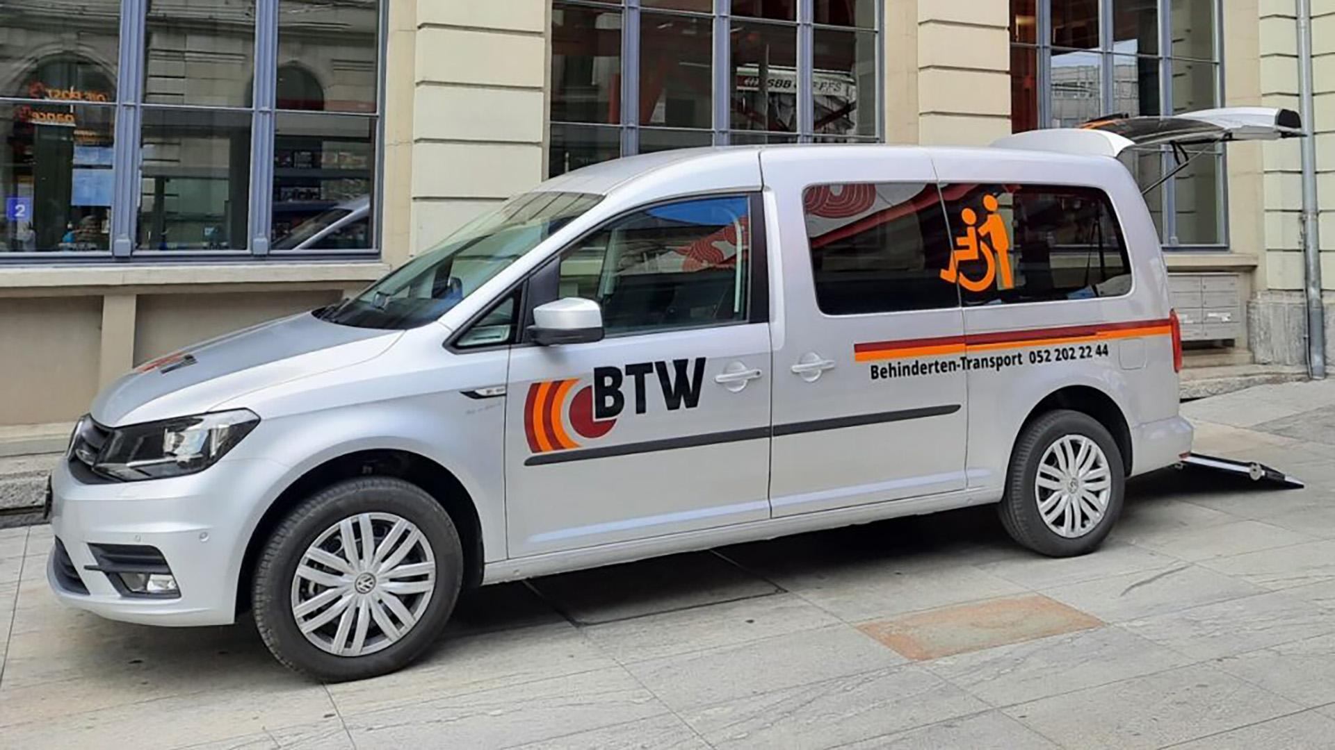 Handicab Suisse - BTW